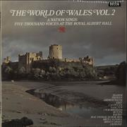 Click here for more info about 'Various-Choral & Gregorian Chanting - The World Of Wales Vol. 2'