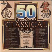 Click here for more info about 'Various-Classical & Orchestral - 50 Favourite Classical Excerpts'