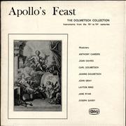 Click here for more info about 'Various-Classical & Orchestral - Apollo's Feast'