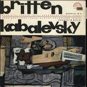 Click here for more info about 'Various-Classical & Orchestral - Britten: Sonata in C, Op.65 / Kabalevsky: Sonata in B Flat Minor, Op.71'