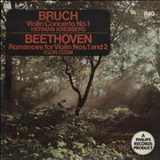 Click here for more info about 'Various-Classical & Orchestral - Bruch: Violin Concerto No.1 / Beethoven: Romances For Violin Nos. 1 & 2'
