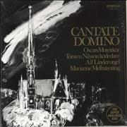 Click here for more info about 'Various-Classical & Orchestral - Cantate Domino - 180gm'