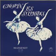 Click here for more info about 'Various-Classical & Orchestral - Chopin: Les Sylphides / Massenet: Le Cid (Ballet Music)'