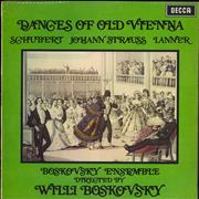 Click here for more info about 'Various-Classical & Orchestral - Dances Of Old Vienna'