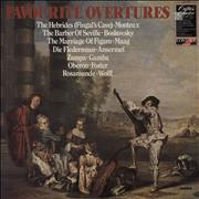 Click here for more info about 'Various-Classical & Orchestral - Favourite Overtures'