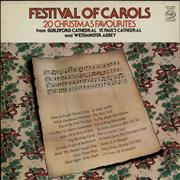 Click here for more info about 'Various-Classical & Orchestral - Festival Of Carols - 20 Christmas Favourites'