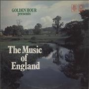 Click here for more info about 'Various-Classical & Orchestral - Golden Hour Presents The Music Of England'