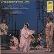 Click here for more info about 'Various-Classical & Orchestral - Great Italian Operatic Duets'