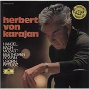 Berliner Philharmoniker Berlin Philharmonic Orchestra Conducted By Herbert Von Karajan Germany 2-LP vinyl set