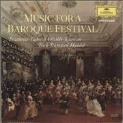 Click here for more info about 'Various-Classical & Orchestral - Music For A Baroque Festival'