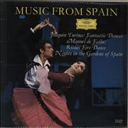 Click here for more info about 'Various-Classical & Orchestral - Music From Spain'