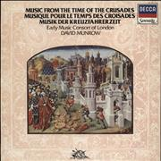 Click here for more info about 'Various-Classical & Orchestral - Music From The Time Of The Crusades'