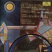 Click here for more info about 'Various-Classical & Orchestral - Mussorgsky: Pictures At An Exhibition / Rachmaninov: 6 Preludes / Prokofiev: Toccata Op.11'