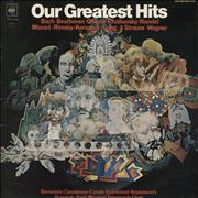 Click here for more info about 'Various-Classical & Orchestral - Our Greatest Hits'