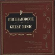 Click here for more info about 'Various-Classical & Orchestral - Philharmonic Family Library Of Great Music Album 4'