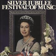 Click here for more info about 'Various-Classical & Orchestral - Silver Jubilee Festival Of Music'