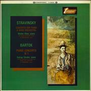 Click here for more info about 'Various-Classical & Orchestral - Stravinsky: Concerto For Piano & Wind Orchestra / Bartok: Piano Concerto No. 1'