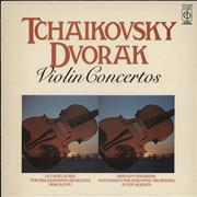 Click here for more info about 'Various-Classical & Orchestral - Tchaikovsky & Dvorák Violin Concertos'