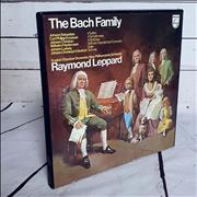 Click here for more info about 'Various-Classical & Orchestral - The Bach Family'