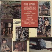 Click here for more info about 'Various-Classical & Orchestral - The Harp And The French Impressionists'