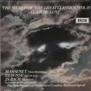 Click here for more info about 'Various-Classical & Orchestral - The World Of The Great Classics Vol.10 Clair De Lune'