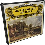 Click here for more info about 'Various-Classical & Orchestral - Your 101 Favourite Melodies (Volume 1)'