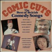 Click here for more info about 'Various-Comedy - Comic Cuts The Best Of British Comedy Songs'