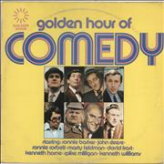Click here for more info about 'Various-Comedy - Golden Hour Of Comedy'