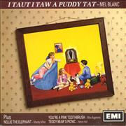 Click here for more info about 'Various-Comedy - I Taut I Taw A Puddy Tat EP - Yellow Vinyl'
