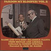 Click here for more info about 'Various-Comedy - Pardon My Blooper! Vol. 2'