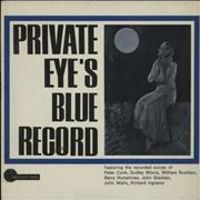 Click here for more info about 'Various-Comedy - Private Eye's Blue Record'