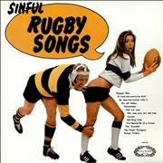 Click here for more info about 'Various-Comedy - Sinful Rugby Songs'