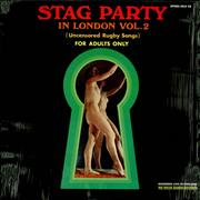 Click here for more info about 'Various-Comedy - Stag Party In London Vol. 2'