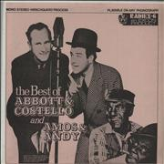 Click here for more info about 'Various-Comedy - The Best Of Abbott & Costello And Amos & Andy'