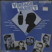 Click here for more info about 'Various-Comedy - Vintage Variety'