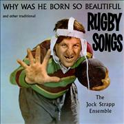 Click here for more info about 'Various-Comedy - Why Was He Born So Beautiful And Other Great Rugby Songs'