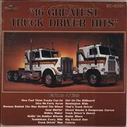 Click here for more info about 'Various-Country - 16 Greatest Truck Driver Hits'