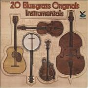 Click here for more info about 'Various-Country - 20 Bluegrass Originals - Instrumentals'