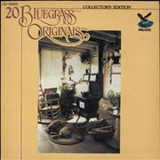 Click here for more info about 'Various-Country - 20 Bluegrass Originals- Collector's Edition'