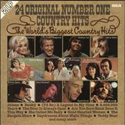 Click here for more info about 'Various-Country - 24 Original Number One Country Hits'