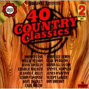 Click here for more info about 'Various-Country - 40 Country Classics'