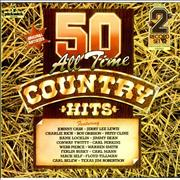 Click here for more info about 'Various-Country - 50 All Time Country Hits'