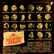 Click here for more info about 'Various-Country - 50 Country Greats'