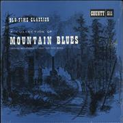 Click here for more info about 'Various-Country - A Collection Of Mountain Blues - shrink'