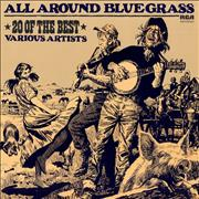 Click here for more info about 'Various-Country - All Around Bluegrass: 20 Of The Best'