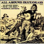 Click here for more info about 'Various-Country - All Around Bluegrass'