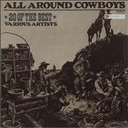 Click here for more info about 'Various-Country - All Around Cowboys - 20 Of The Best'