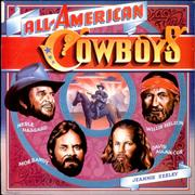 Click here for more info about 'Various-Country - All-American Cowboys'