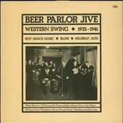Click here for more info about 'Various-Country - Beer Parlor Jive: Western Swing 1935-1941'