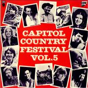 Click here for more info about 'Various-Country - Capitol Country Festival Vol. 5'